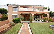 Charming Four Bedroom Family Villa Situated Within Very Close Proximity Of Marbella Town Centre